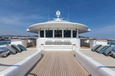 Superyacht PRIDE -  Foredeck Seating