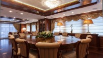 Superyacht PRIDE -  Formal Dining