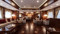Superyacht PRIDE -  Main Salon