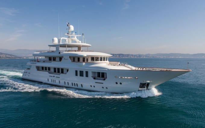 Superyacht PRIDE -  Main