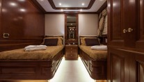 Superyacht PRIDE -  Twin Cabin 2
