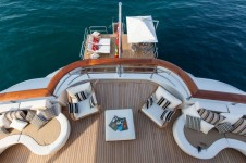 Superyacht PRIDE -  Upper Deck 2
