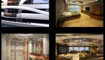 Superyacht Palladium (ex Orca) Interiors Photo Credit to Michael Leach Design