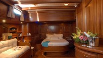 Superyacht Queen of Karia - Cabin