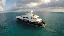 Superyacht REBEL - Aerial