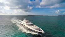 Superyacht REBEL - Underway