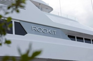 Superyacht ROCK.IT
