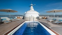 Superyacht Reborn - The Deck Swiming Pool