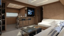 Superyacht Riva 88 Miami  - Salon-001