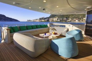 Superyacht SD126 - Exterior
