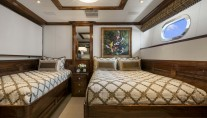 Superyacht SILVER LINING - Double cabin