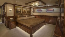 Superyacht SILVER LINING - VIP stateroom