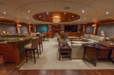 Superyacht SKYFALL - Salon
