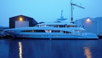 Superyacht Satori launched by Heesen Yachts - Photo credit Dick Holthuis