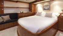 Superyacht THIS IS US - Owner Stateroom