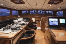 Superyacht THIS IS US - Pilot House