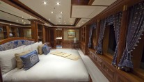 Superyacht TITANIA -  Guest Stateroom 2