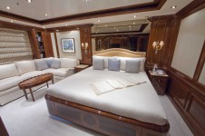 Superyacht TITANIA -  Guest Stateroom 3