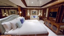 Superyacht TITANIA -  Guest Stateroom 5