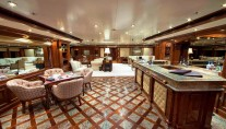Superyacht TITANIA -  Main Salon