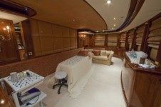 Superyacht TITANIA -  Massage Room