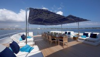Superyacht TITANIA -  Pool Deck