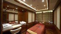 Superyacht TITANIA -  Second Massage Room