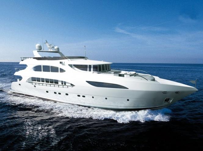 Motor Yacht No bada Bees (ex Primadonna)