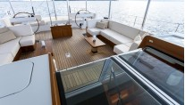 Swan 105 RS Yacht - Exterior Photo by Nautors Swan and Eva-Stina Kjellman