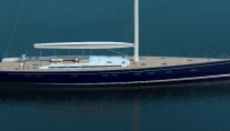 Swan 115 FD superyacht - Image credit to Nautors Swan