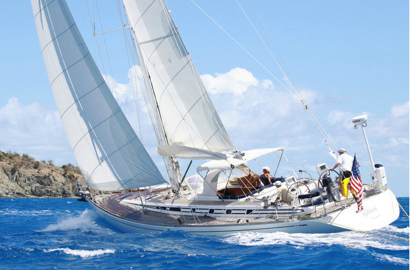 Sailing Yacht Glisse