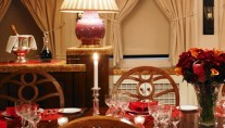 TALITHA - Formal Dining Detail