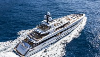 TANKOA 501 Luxury superyacht Vertige
