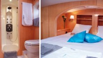 TARANI -  Master Cabin and Bathroom