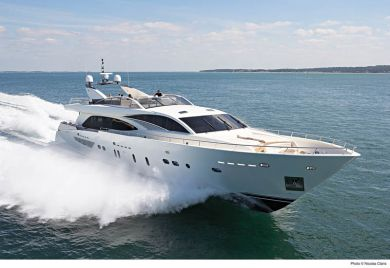 Luxury Yacht TETHYS