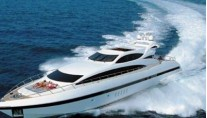Motor yacht THE STORM 1