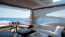 THE SULTANS WAY 006. -  Salon looking aft