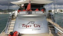 TIGER LILY OF LONDON -  Swim Platform