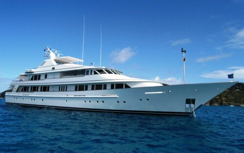 Luxury Yacht RASSELAS (ex TIME FOR US)