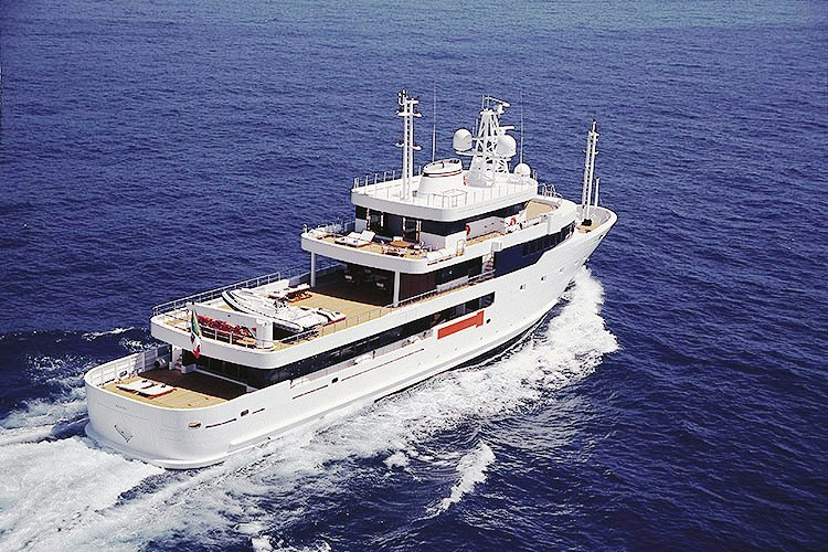 Tribu Yacht Charter Details Mondomarine Expedition Yacht