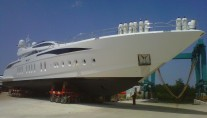 TUTTO LE MARRANE Yacht - a sistership to Leopard 46 Yacht Hull no. 4