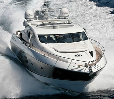 Motor yacht TWISTED