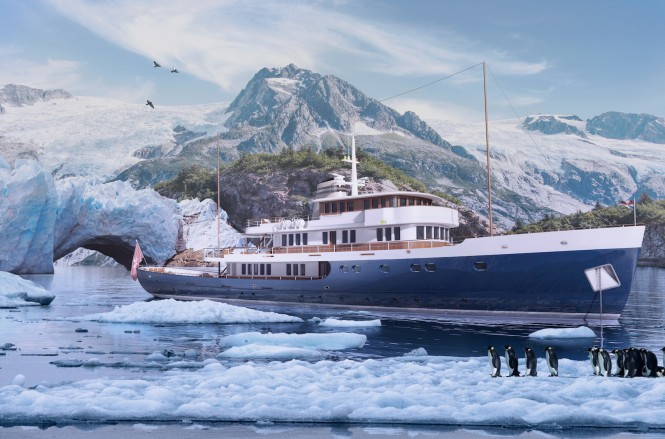 Turquoise Explorer 56m