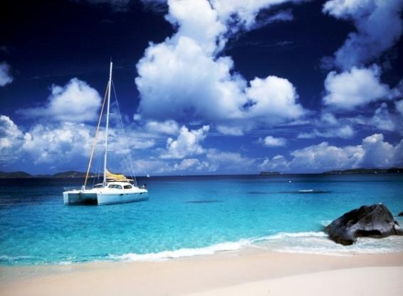 Catamaran TAHUATA Yacht