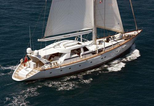 Sailing Yacht Takapuna