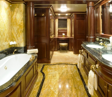 Luxury Master Bathrooms