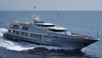 The Yacht OBSESSION - Main Profile Underway