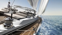 The first Oyster 100 sailing yacht Sarafin - Copyright Oyster Marine