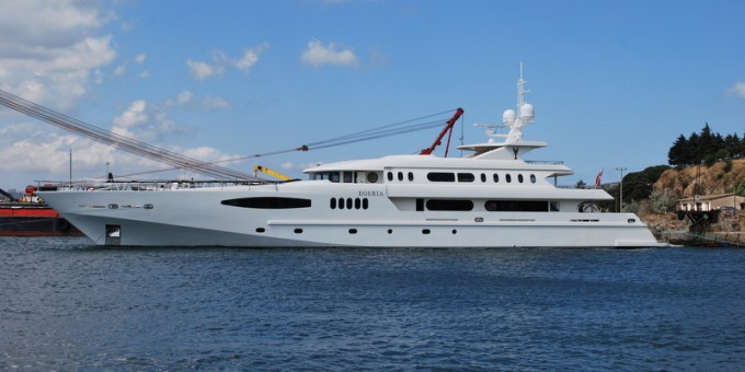 Motor Yacht LORD OF THE SEAS (Ex Egeria)