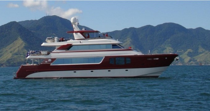 Motor Yacht Red Pearl